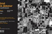 Beirut Mon Amour /Music Performance with Daline Jabbour