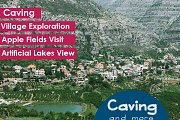 Caving and More at Akoura with Lebanon Stories