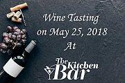 Wine Tasting at The Kitchen Bar