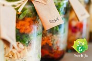 Healthy Cooking in a Jar in Collaboration with Jars & Co