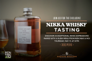 Japanese Culinary Experience - Whisky and Sushi Pairing!