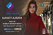 Nancy Ajram at Beirut Holidays