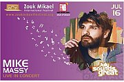 Mike Massy at Zouk Mikael International Festival