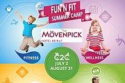 Summer Camp at Movenpick Hotel Beirut