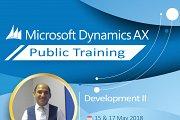 Dev II in Microsoft Dynamics AX Public Training
