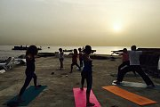 Sunset Vinyasa Yoga Tuesdays at Sporting Club