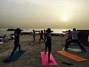 Sunset Vinyasa Yoga Tuesdays at Sporting Club