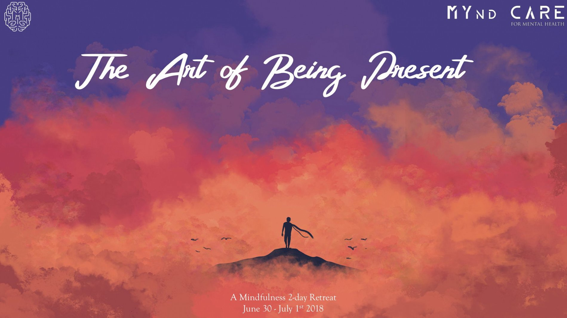 the art of being present a mindfulness retreat lebtivity