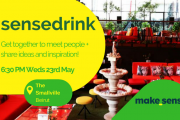 SenseDrink Beirut - Meet, Share and Get Inspired