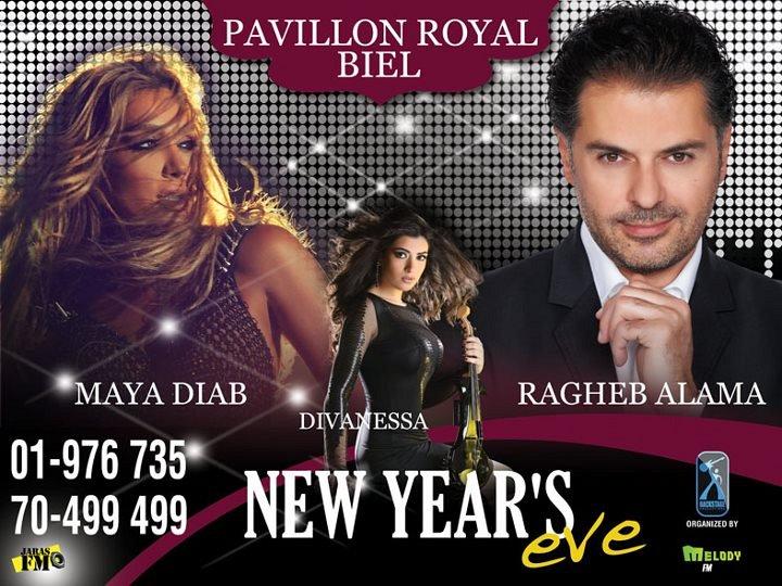 New Year's Eve with Ragheb Alama & Maya Diab « Lebtivity