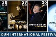 Ghalboun International Festival 2018