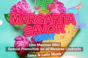 Margarita Savor Night