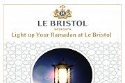 Le Bristol Daily Iftar Buffet