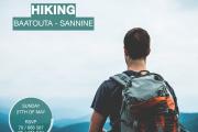 Hiking Baatouta - Sannine with Chronosport