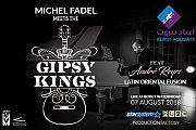 Michel Fadel meets the GIPSY KINGS at Beirut Holidays
