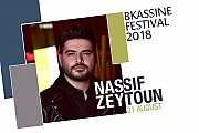 Nassif Zeytoun at Bkassine Festival