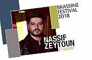 Nassif Zeytoun at Bkassine Festival
