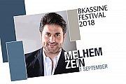 Melhem Zein at Bkassine Festival