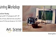 Painting Workshop at Artscene