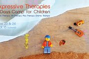 Expressive Therapies 2-Days Camp for Children