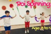 Poi Spinning