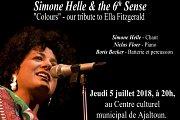 Simone Helle & the 6th Sense