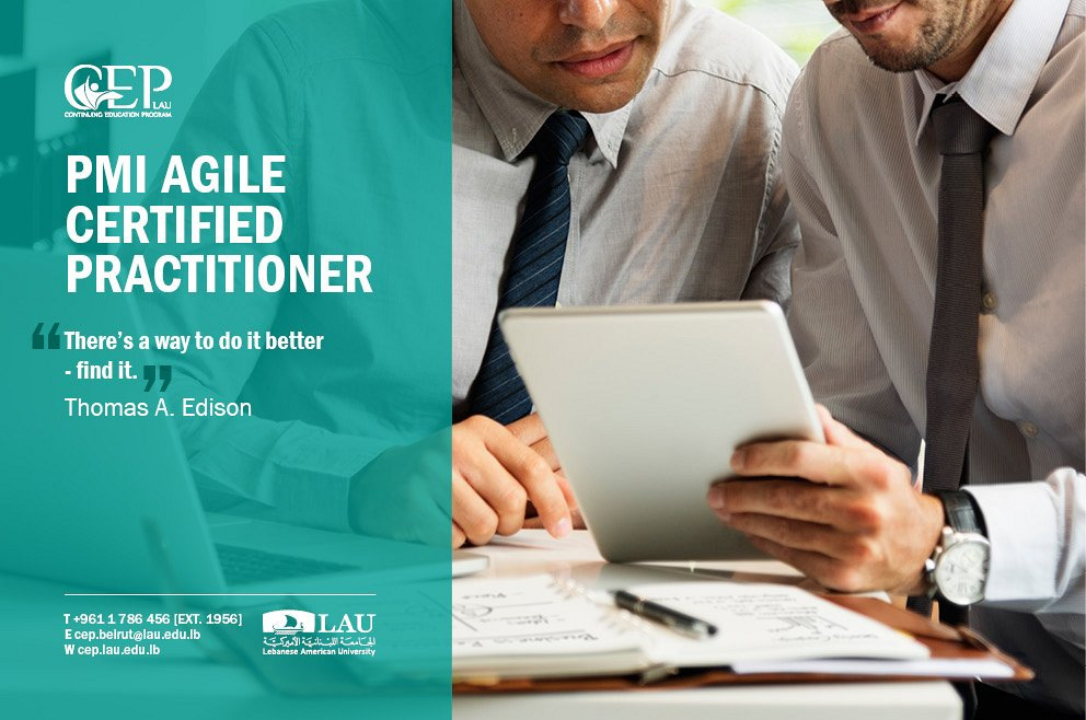 Pmi Agile Certified Practitioner Course Lebtivity