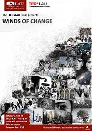 TEDxLAU: Winds of Change