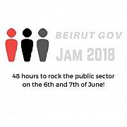 Beirut Gov Jam 2018!