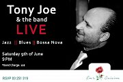 Jazz, Blues, Bossa Nova with Tony Joe & The Band