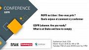 GDPR au Liban: Quels enjeux et comment s'y conformer ?