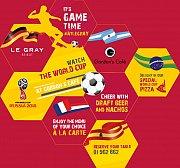 The World Cup at Gordon's Café
