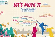 Let's Move It 2018 -  4th Edition