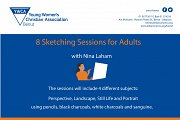 8 Sketching Sessions for Adults with Nina Laham