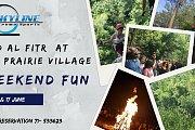 Eid Al Fitr - Weekend Fun at La Prairie Village