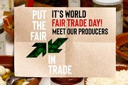 World Fair Trade Day Celebration
