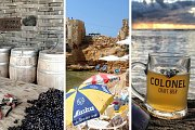 Batroun with Wine, Beer & Sea - Guided Tour with Living Lebanon