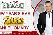 New Year's Eve 2013 with Hani El Omary
