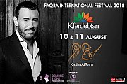 Kadim Al Sahir at Faqra International Festival