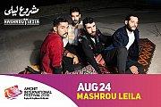 Mashrou' Leila at Amchit International Festival