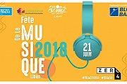 Fête de la musique X ZERO4 // District of Naccache