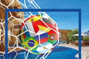 World cup 2018 at Hilton
