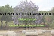 Meet NAHNOO in Horsh Beirut