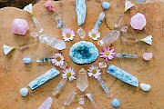 Expand the Power of Crystals with Crystal Grid workshop!