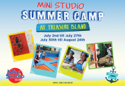 Mini Studio Summer Camp at Treasure Island