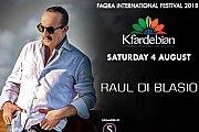 Faqra International Festival   Raoul Di Blazio
