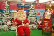 Distribution of Gifts By Santa @ Talent Square Edutainment Studio