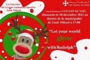 Concert de Noel: Louvettes du Groupe Animation Sportive - Zouk Mikael