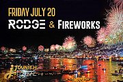 Rodge & FireWorks at Jounieh International Festival