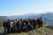 Hiking from Rishmaya to Rajmeh and Activities in aley EquiClub with Footprints Nature Club